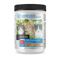 Kitten Milk Replacement Powder - 12oz.