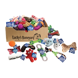 Lucky's Boneyard 60 Count Tear Away PDQ
