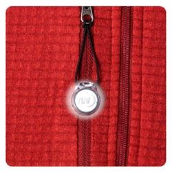 ZIPLit - LED Zipper Safety Light - White - 2 pack