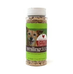 Smiling Dog Bone Broth Kibble Seasoning - Grain Free Topper