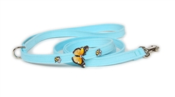 Butterflies & Bees Ultrasuede® Leashes
