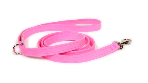 Plain Ultrasuede® Leashes