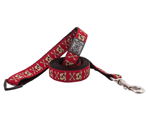 Collars & Leads - Pirate Pooch