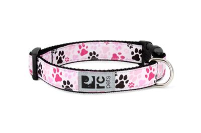 Collars & Leads - Pitter Patter Pink