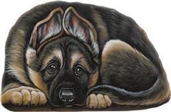 German Shepherd Pupper-Weight™