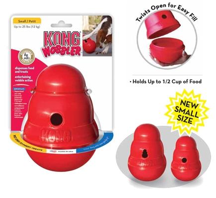 Kong® Wobbler - Small Size