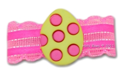 Dotted Egg, Pink