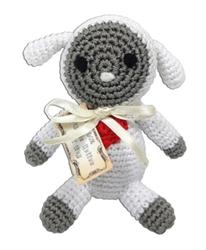 Fleece - Knit Knacks - Organic Cotton Crocheted Toys