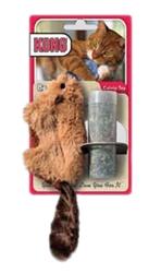 Kong® Refillable Catnip Toy - Beaver