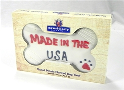 "6"" Made in the USA Bone, in Gift Box"