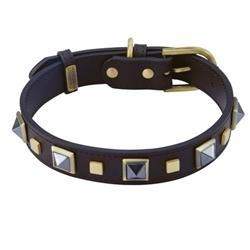 Rock & Roll Collar & Leash - Hematite