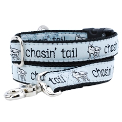 Chasin' Tail Collars & Leads a Teddy The Dog & 2 Hounds Design Collaboration