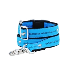 Obedience School Drop Out Collars & Leads a Teddy The Dog & 2 Hounds Design Collaboration