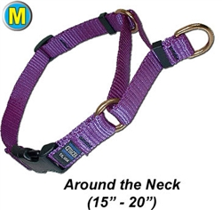 Medium Soft Webbing Martingale