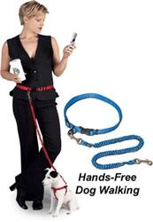 Hands-Free™ Drag-Free™ Leash