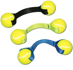 2 Tennis Ball Toy