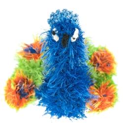 Peacock (Handmade)