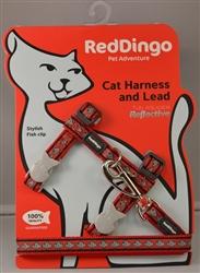 Cat Harness - 10 Reflective Colors
