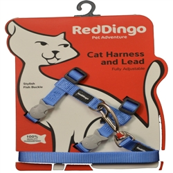 Cat Harness -  8 Classic Solid Colors