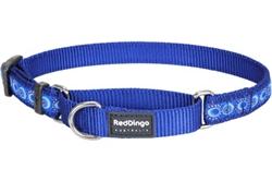 Cosmos Dark Blue - Martingale Collar