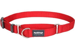 Red Classic - Martingale Collars
