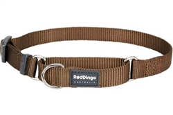 Brown Classic - Martingale Collars