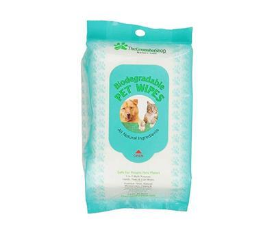 Biodegradable Pet Wipes