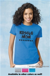 Rescue Mom - 2-Pack of T-Shirts