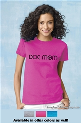 Dog Mom - 2-Pack of T-Shirts