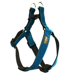 Zack Velvet Step-In Dog Harness