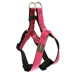Zoe Velvet Step-In Dog Harness