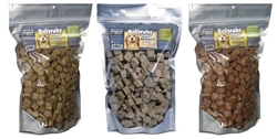 Big Bag Mix Case of All Natural Made In The USA Freeze-Dried Treats