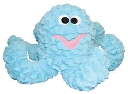 "Pastel Blue Octopus 8"""