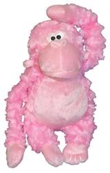 """Pastel Pink Gorilla 15"""""""