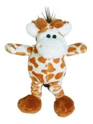 "Mini Wild Giraffe 6"" on cardstock"