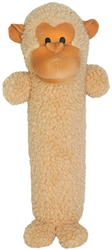 Natural Fleece Monkey Stick 26""