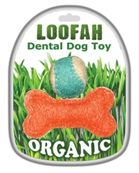 Small Playtime Combo - Small Ball & Small Bone Loofas