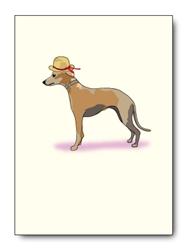 Greyhound Hat - Singles