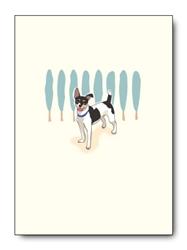 Rat Terrier Trees - Singles