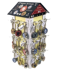 Spinning Key Chain Display