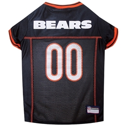 NFL Chicago Bears Dog Jerseys