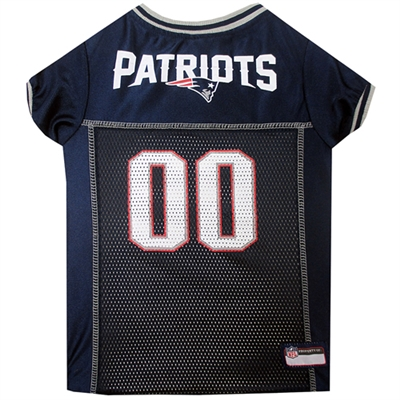 NFL New England Patriots Dog Jerseys