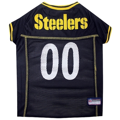 NFL Pittsburgh Steelers Dog Jerseys