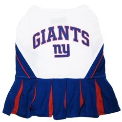 NFL New York Giants Cheerleader Dog Dress