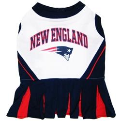 NFL New England Patriots Cheerleader Dog Dress