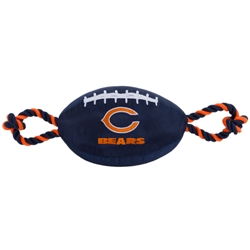 NFL Chicago Bears Nylon Football Toy
