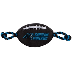 NFL Carolina Panthers Nylon Football Toy