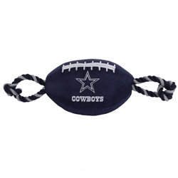NFL Dallas Cowboys Nylon Football Toy