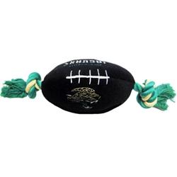 NFL Jacksonville Jaguars Plush Football Toy