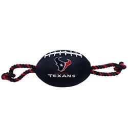 NFL Houston Texans Nylon Football Toy